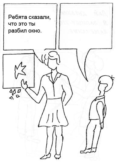 тест розенцвейга детский вариант